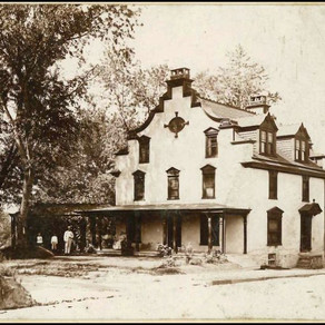 The Oldest House in Ambler?