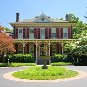 Ann Jane Mercer, and The John C. Mercer Home for Disabled Clergymen of the Presbyterian Faith
