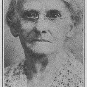 Mary P. Hallowell Hough, AM, MD