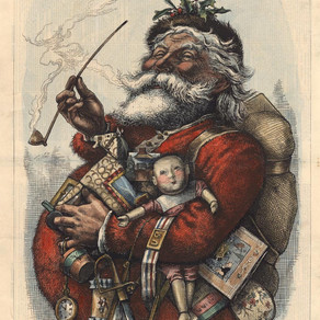 The Imagination of Santa Claus