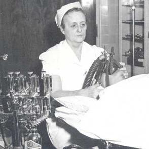 Anna Dean Murphy, WWI Red Cross Nurse