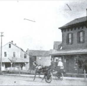 The Grocery Store at the Corner of Lindenwold and Greenwood Avenues