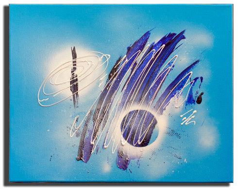 Cosmic Blue (vendue)