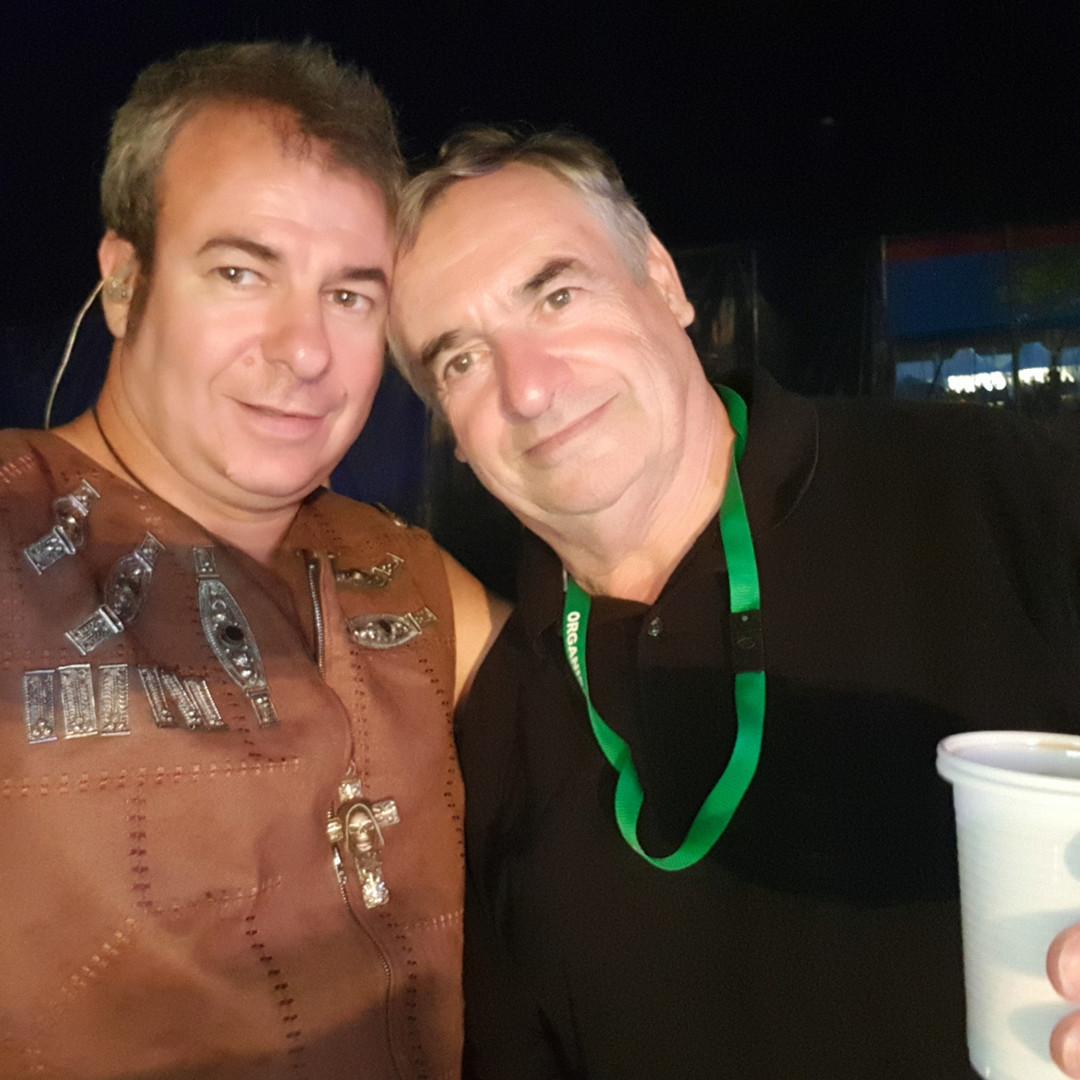 Avec José Nedelec