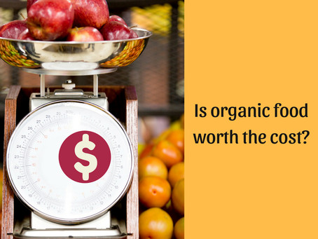 Organic Food – Is it Worth the Cost?