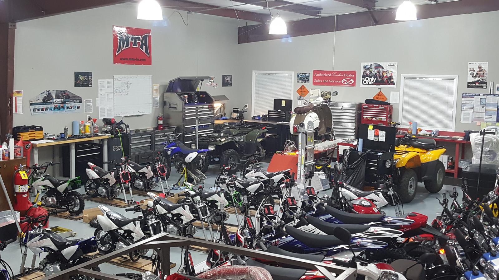 Motorcycle Shop   United States   CCC Powersports