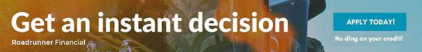 Get an instant decision - Horizontal Ban