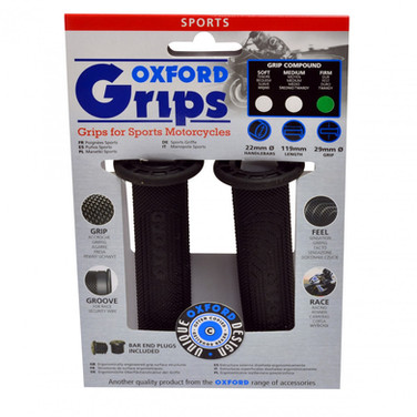 Oxford Comfort Motorcycle Grips