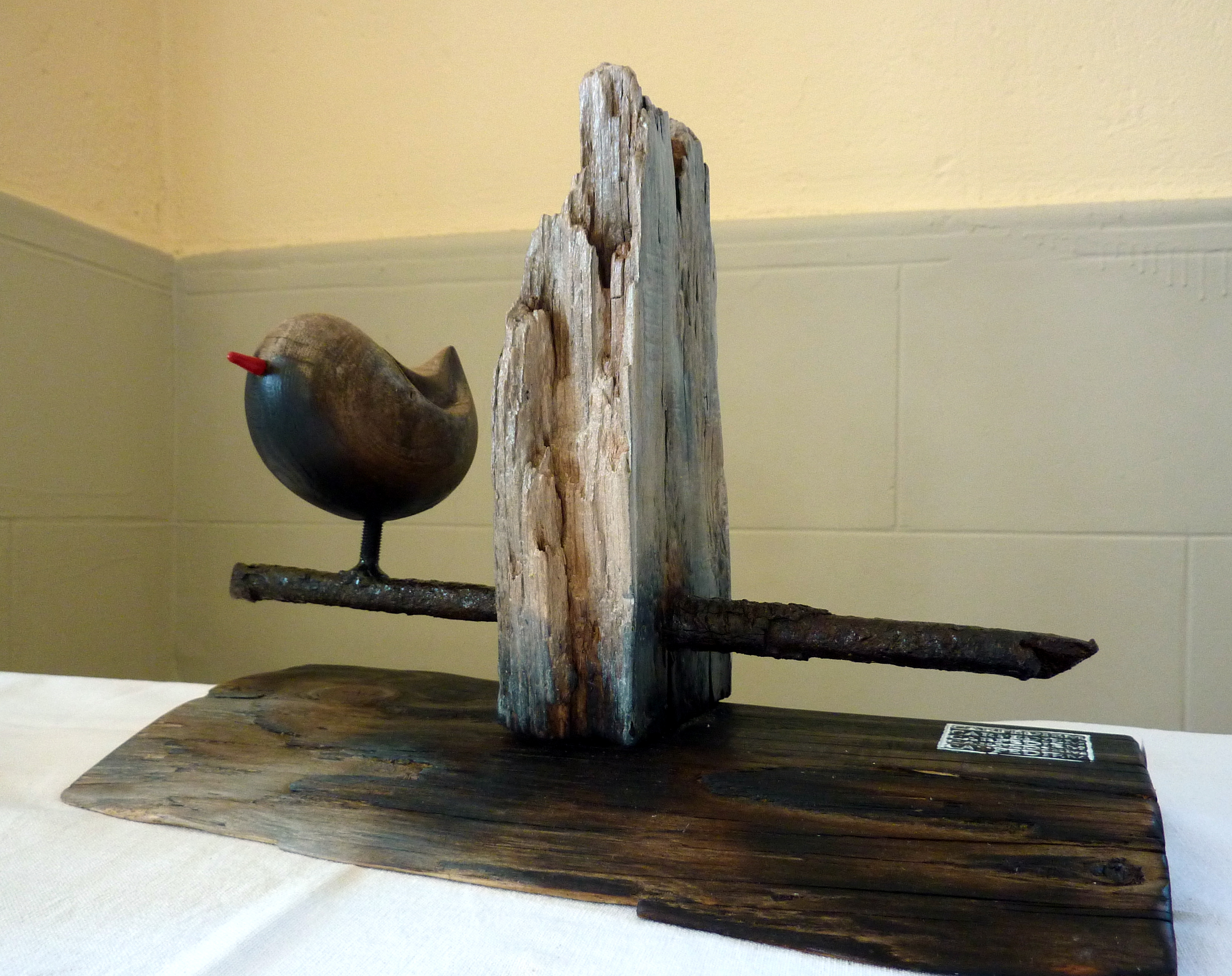 Pti Toizo (bois acacia)