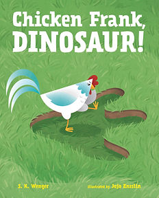 Chicken Frank, Dinosaur_CVR.jpeg