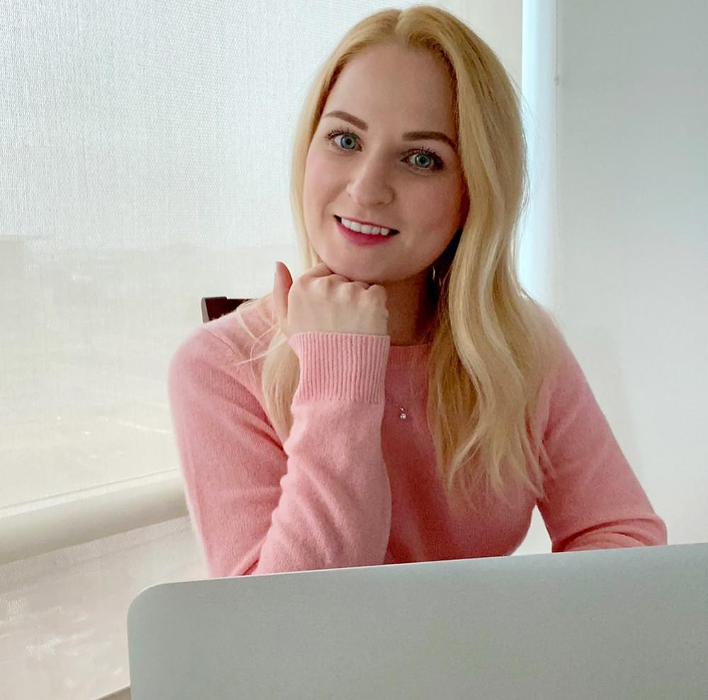 Irina Kharina, founder of Tsarina Gems