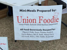 Union Foodie!