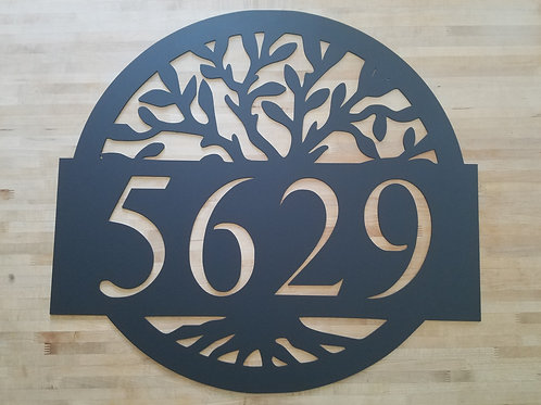Tree of Life House Number