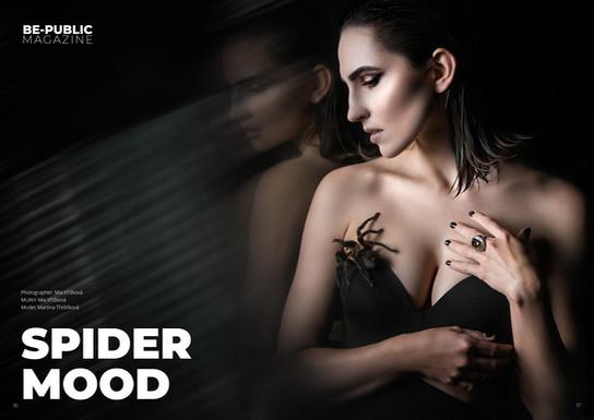 SPIDER MOOD