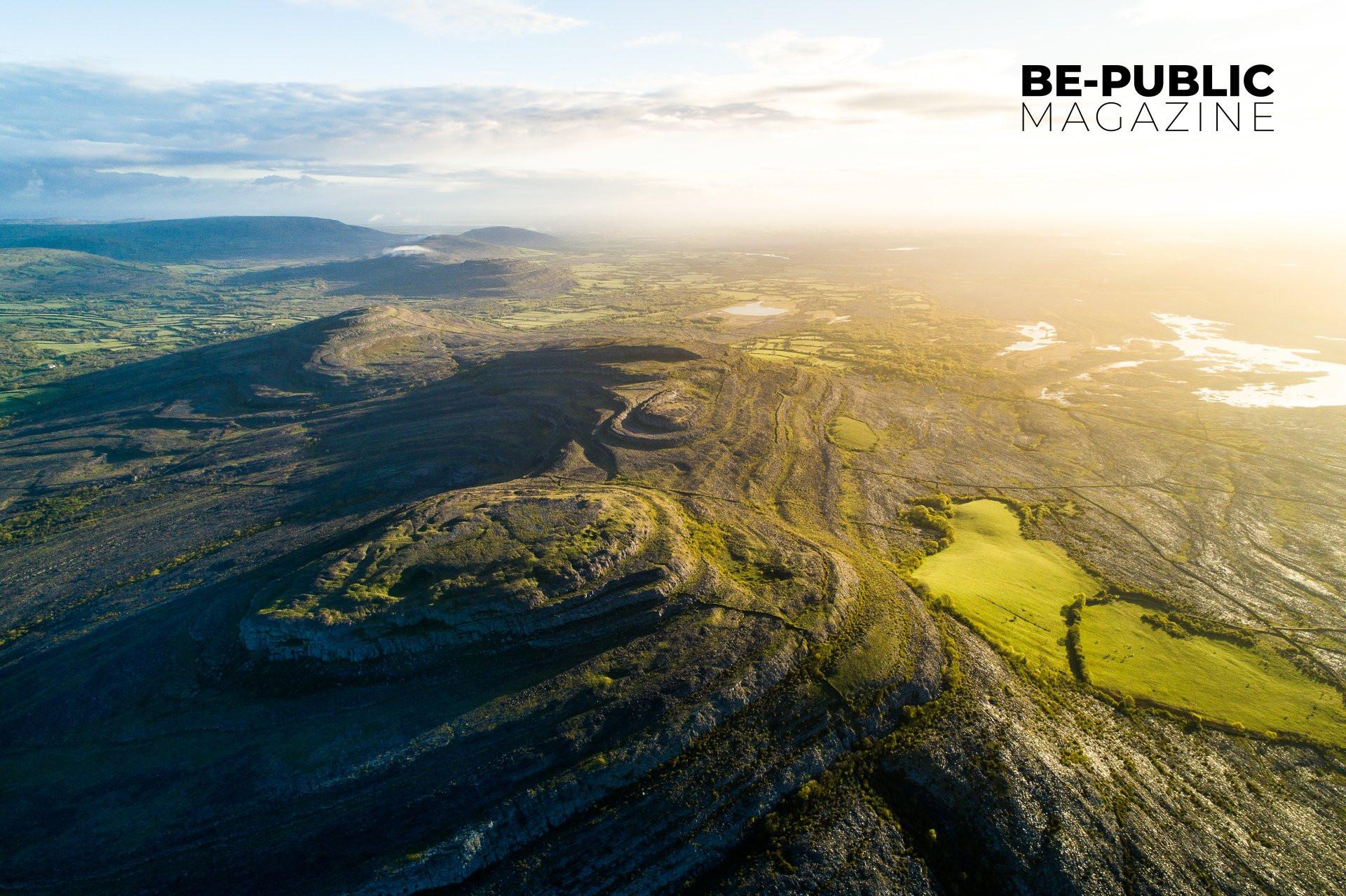 Burren_Irsko