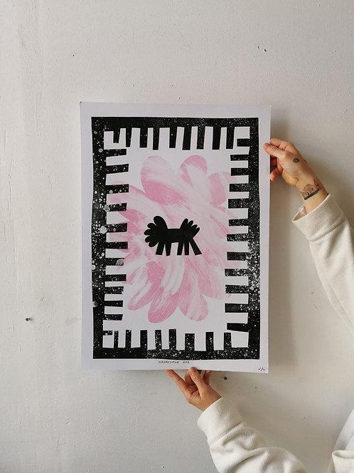 Big abstract animal N2