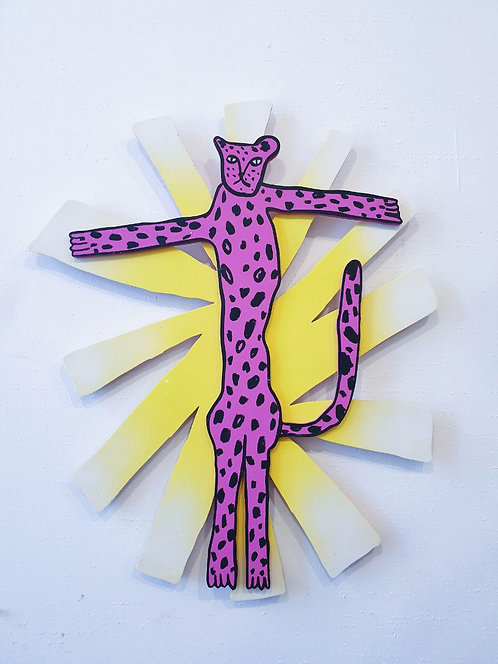 Saint cheetah