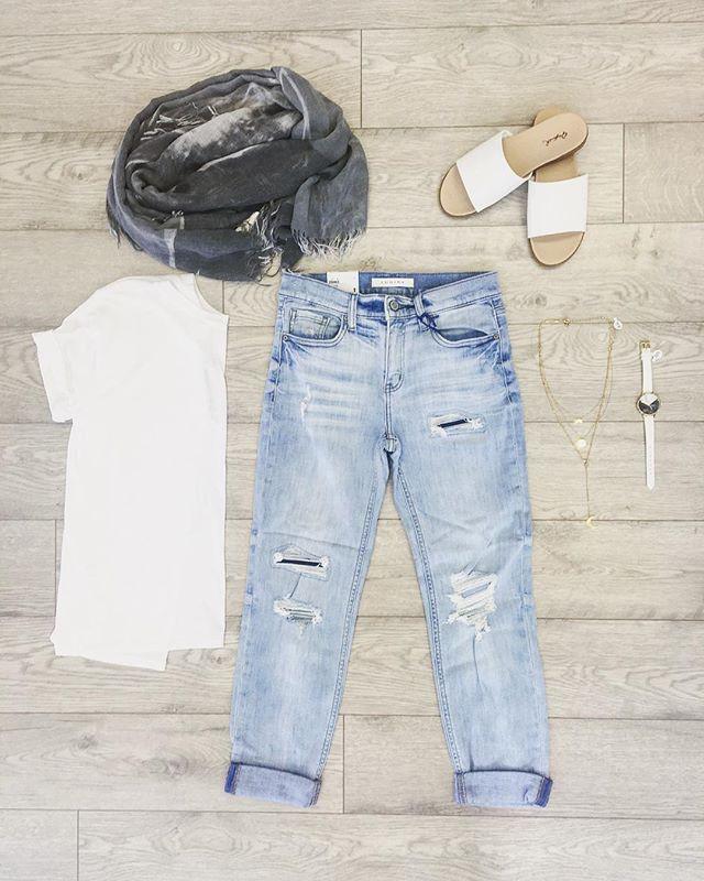 New jeans hitting the floor tomorrow! 🙌