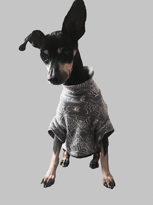 Spooky Halloween Dog Shirt