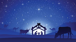 Celebrate the birth of Jesus