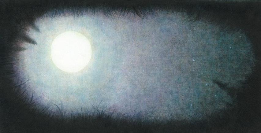 もんばんアリと、月   さとみ きくお作(長崎出版)