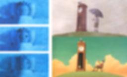 NHKみんなのうた「大きな古時計」  うた:平井 堅