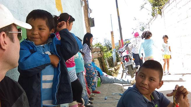 Missions to help poor children