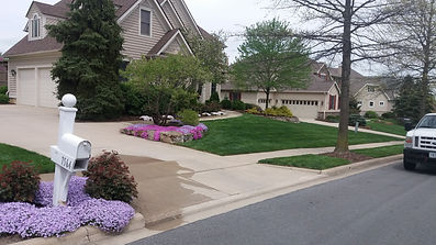 Lawn Care, Landscaping