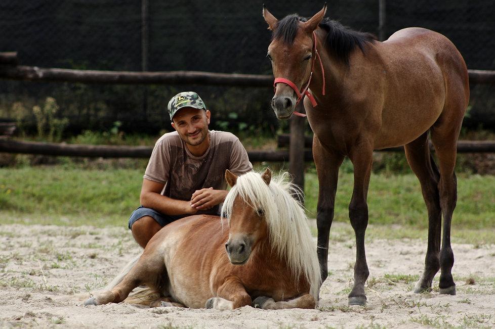Team Building a cavallo