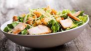 Salade avec ingrédients frais et maison à Anglet