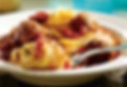 Pâtes italiennes avec ingrédients frais et maison Anglet
