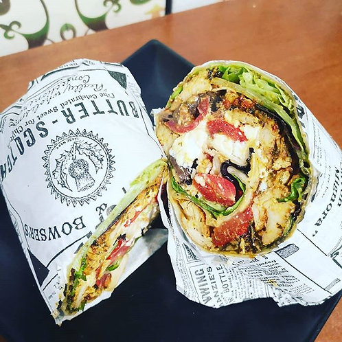 Chèque cadeau Formule Burrito ou Wrap