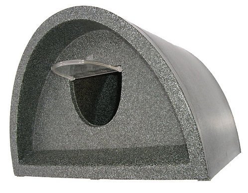 Cat House with Round Flap