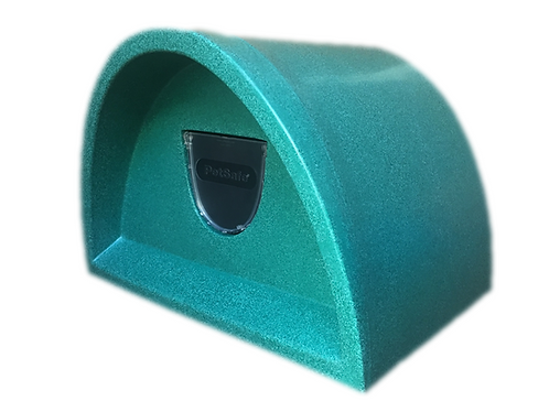 Round entrance with Flap and Self Heat Pad