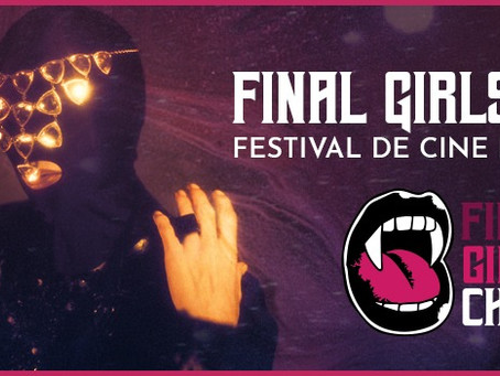 Final Girls Chile: Cortos internacionales