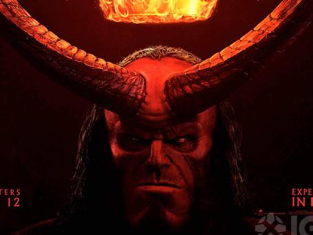 Eramos pocos...y volvió Hellboy