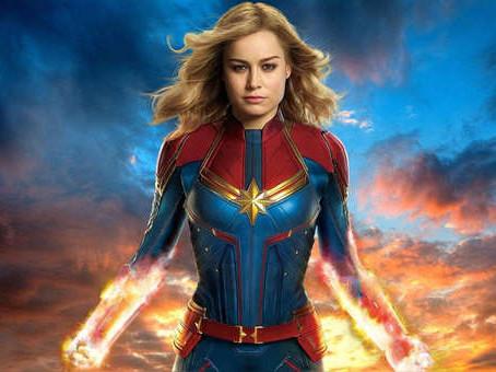 Capitana Marvel: nada nuevo bajo el sol