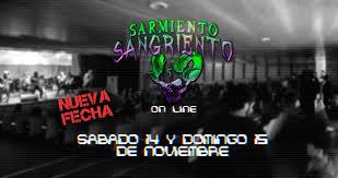 Sarmiento Sangriento: Día 1