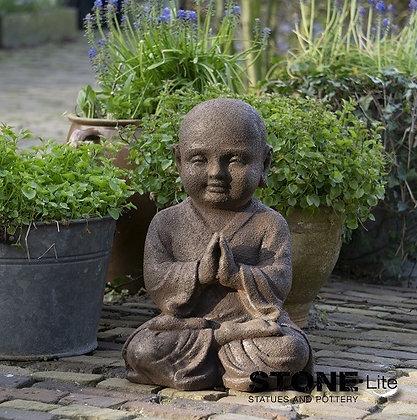 Shaolin meditatie  28x25x40 cm