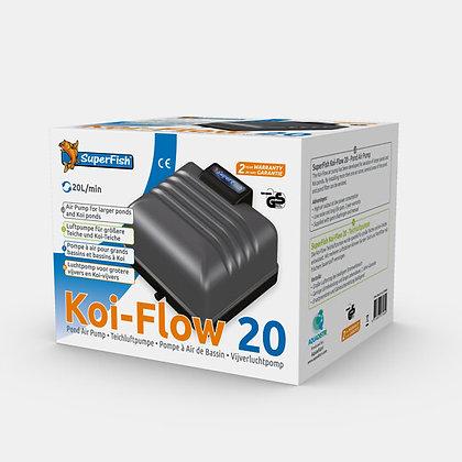 Koi-Flow 20