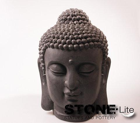 Boeddha hoofd 47x47x70 cm