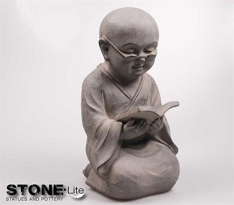 Shaolin met boek 42 cm