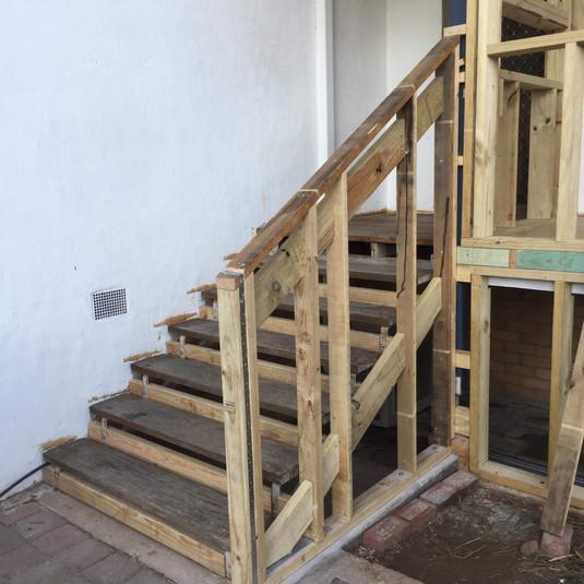 Progress - Handrail