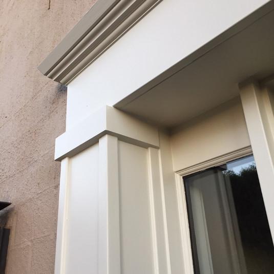 External trim detail