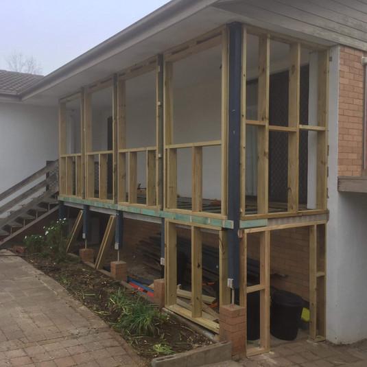 Progress - Side view