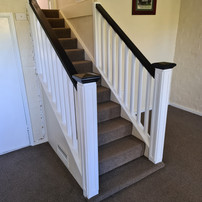 New balustrade