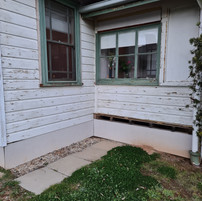 Ainslie Project - Before