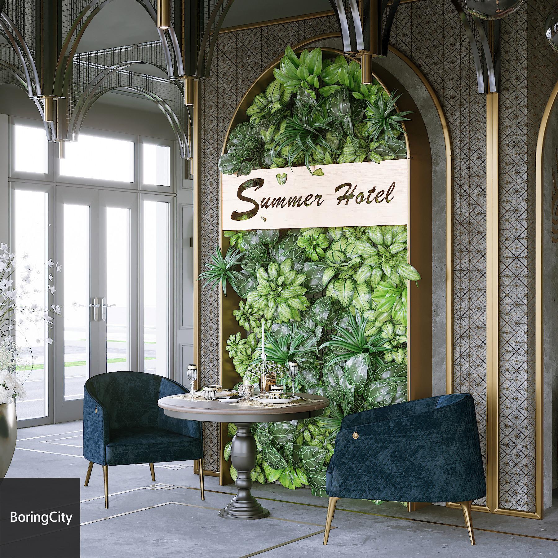 Summer Boutique Hotel