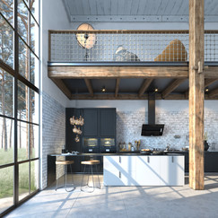 Industrial House