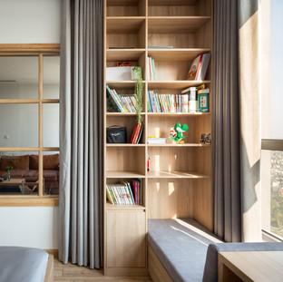 Japandi Apartment